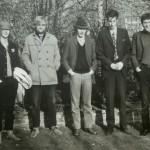 3 - Zimmermann otober 1971 bij Paul in Melick