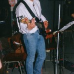 Bass JFV-band 1996