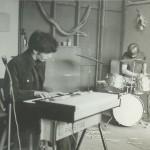 Hans en Harrie okt. 1971