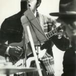 Paul en Harrie sept.1972