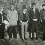 Zimmermann otober 1971 bij Paul in Melick